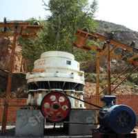 professional high performance symons cone crusher