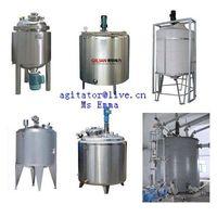 SUS mixing tank,Mixing vessel,agitator tank,industrial mixer,mixing pot,mixing storage thumbnail image