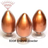 Bronze powder factory produce bronze powder for golld ink