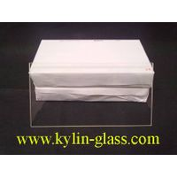 LED glass lens
