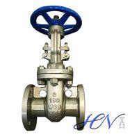 Low Pressure Handwheel Flanged Carbon Steel Flexible Wedge Gate Valve thumbnail image