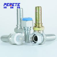 Stainless Steel Carbon Steel Hydraulic Hose Fittings