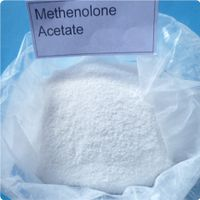 99% Purity 434-05-9 Sex Drugs Female Raw Steroids Hormone Powder, Primobolan / Methenolone Acetate