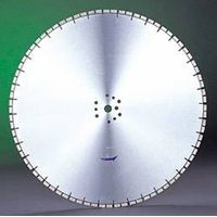 Wall Saw Blades - Laser Welded or Silver Brazed thumbnail image