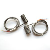 Laiyuan 1940mm 220V 100W Mini Spring Coil Heater Hot Runner Heater with Thermocouple K