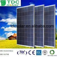 2014 hot sale and cheap price solar panel with good quality thumbnail image