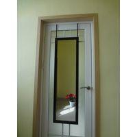 plastic hanging over the door mirror (SHINY GREY), thumbnail image