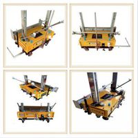 automatic plastering machine manufacturer