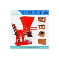 Eco Brava clay block equipment for small business at home