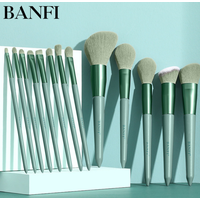 Wholesale Professional Wooden Cosmetic Makeup Brush Kit thumbnail image