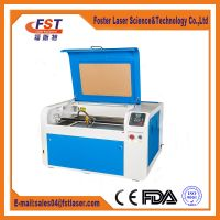6040 5040 9060 1290 Working Area Small Laser Cutting Machine Price For Metal