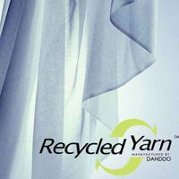 RPET Recycled Yarn Polyester Chiffon 75D/24T/16T/32T 85 To 90gsm Small MOQ