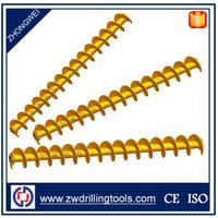 Top Supplier Continuous Flight Auger CFA Long Helix Drill Pipe