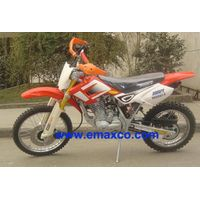 SUZIUKI style dirt bike for 200cc with upside down fork thumbnail image