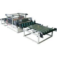 MDF Board Stick Film Machine