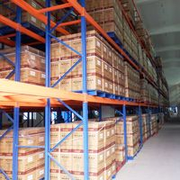 Heavy duty pallet racking system price with warehouse