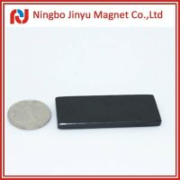 neodymium magnets in block shape with epoxy coat