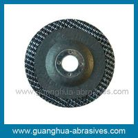 Abrasives Back-up Pads for Synchronized Consumption Flap Discs