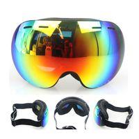 ski goggles, HLSKG113,UV400 3-layers face foam thumbnail image