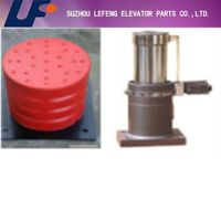 Elevator Spare Parts for Spring Buffer and Oil Buffer
