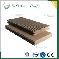 Engineered Flooring wpc composite decking for balcony