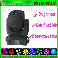 60W mini moving head lights