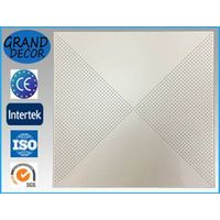 Aluminium Ceiling panel perforated GD-CP 4004