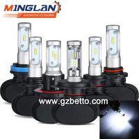 Wholesale Car LED headlight bulb H4 H1 H3 H7 H8 H9 H10 H11 H13 H15 H16 9004 9005 9006 9007 880 881