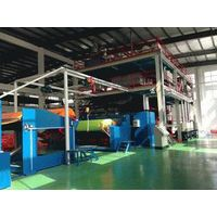 (S)2.4m Spunbond nonwoven machinery