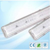 CE RoHS 2 feet 4feet 5feet 60cm 120cm 150cm IP65 micron sensor emergency led tri-proof light