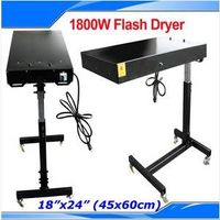 "18x24"" Flash Dryer 1800W T-shirt Quick Drying Machine"