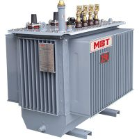 Sealed type 3-phase oil immersed distribution transformer 250KVA thumbnail image