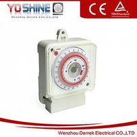 24 hours daily mechanical timer switches