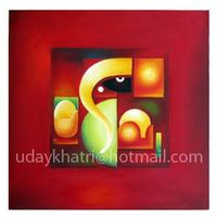 Original, Creative, Handmade Oil Painting on Canvas
