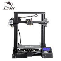 DIY Creality Ender 3 pro 3d print FLA filament printing