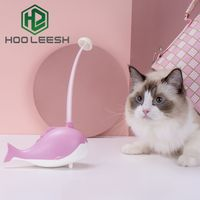 New Lantern Fish PET Toy Cat's New Playmate Liberates Your Hands thumbnail image