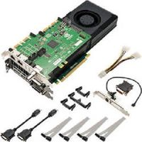 PNY Technologies NVIDIA Quadro K5200 with SDI Input and Output Boards