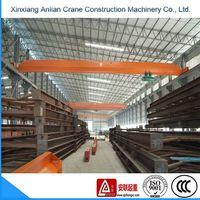 LD model 5T single beam crane, electric hoist single girder crane thumbnail image