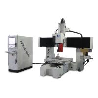Five-axis cnc router machine for special-shaped processing