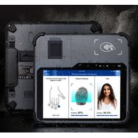 S8 Waterproof Portable Rugged Biometric Tablet Device