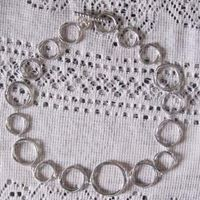 Sterling Silver Jewelry 925 Silver Link Chain Necklace (N-030) thumbnail image