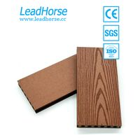 UV resistant WPC Composite Wood Decking