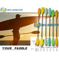 carbon fiber kayak paddle thumbnail image