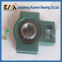bearing unit KM UCT206 pillow block bearing