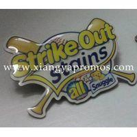 Printed Lapel Pin Badge