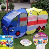 Train kid's tent/outdoor tents/Camping tents/pop up tent/ hot sale! thumbnail image