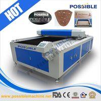 Jinan POSSIBLE factory co2 Laser cut acrylic machine