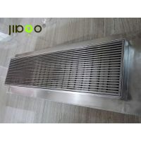 Stainless Steel Shower Drain with flange