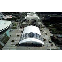 60x100m Big Polygon Tent for 8000 People Weddings and Parties thumbnail image