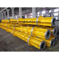 concrete electric pole steel mould